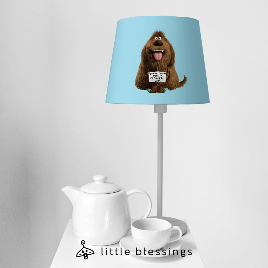 The Secret Life of Pets Bedside Lamp