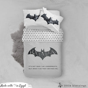 Batman Bed Set