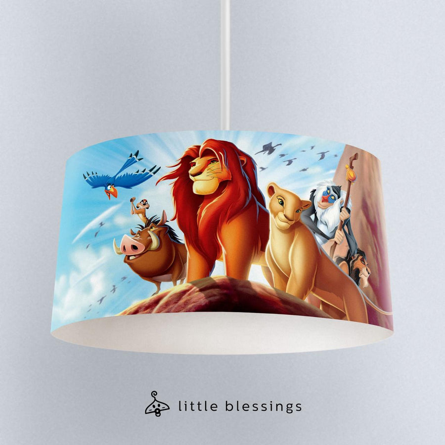 Lion King Ceiling Lighting