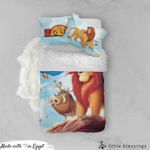 Lion King Bed Set