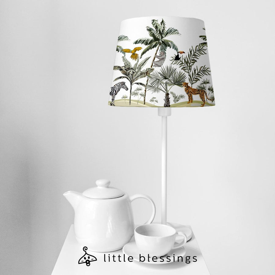 Safari Side Lamp