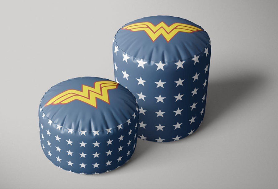 Wonder Woman Puffs