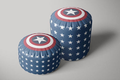 Captain America Puffs