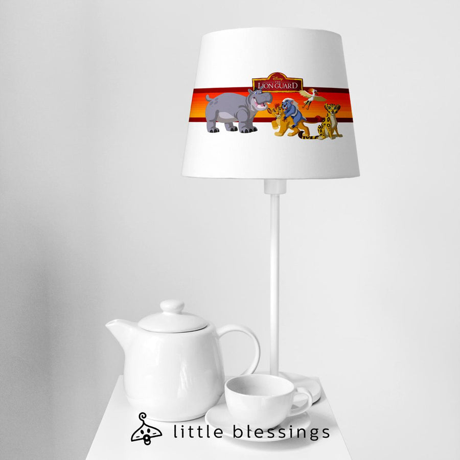 Lion Guard Bedside Lamp