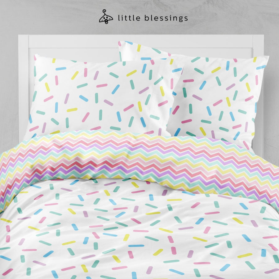 Sprinkles Bed Set