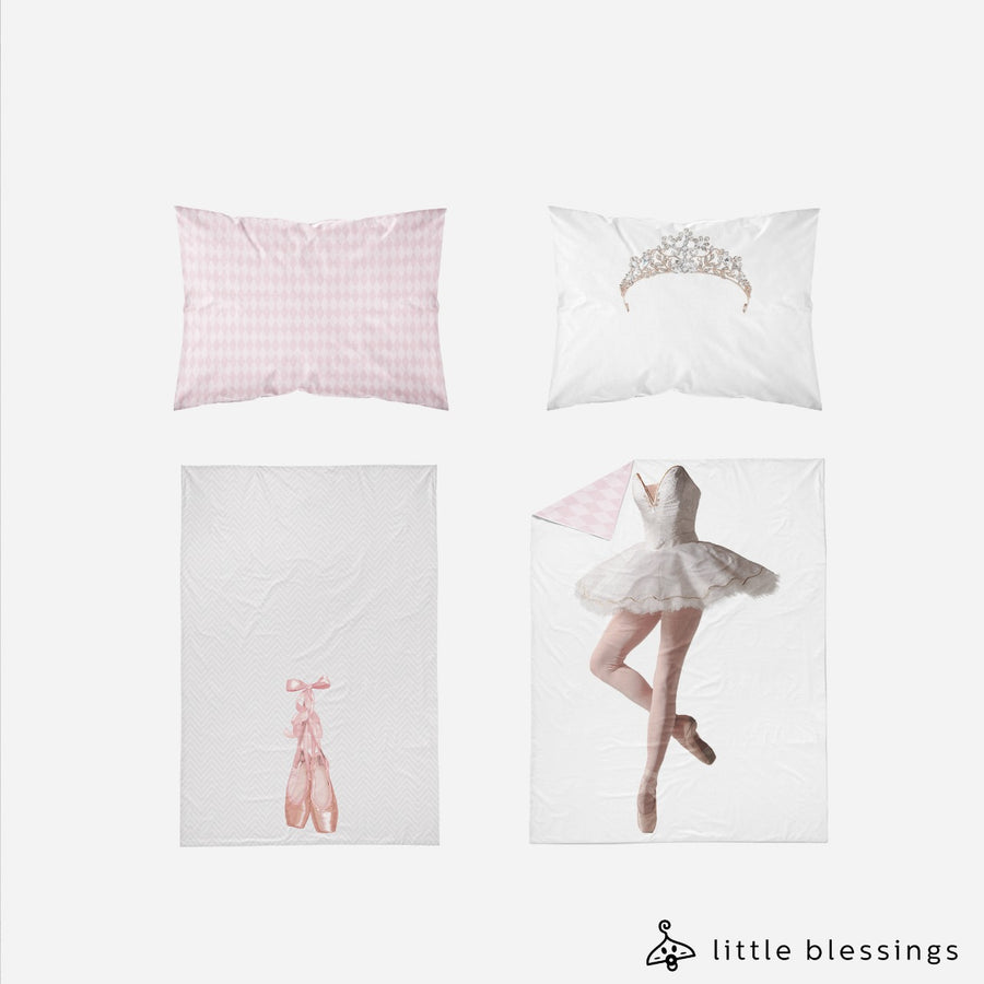 2020 Ballerina Bed Set