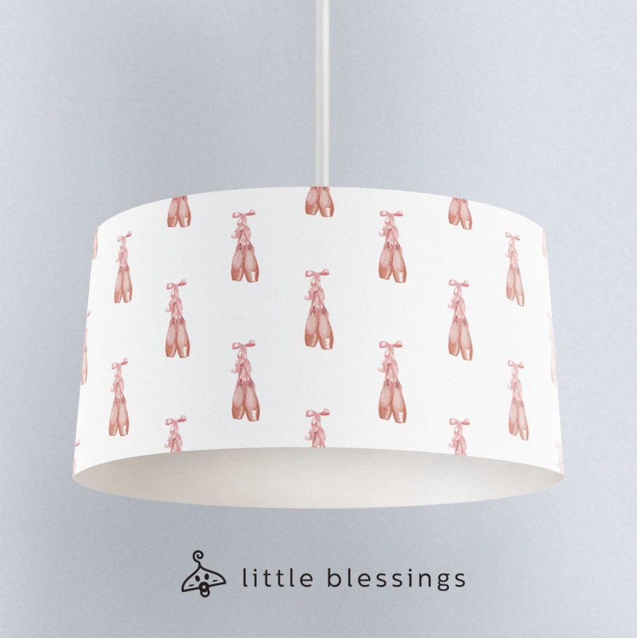 Ballerina Pointe Shoe Ceiling Lighting