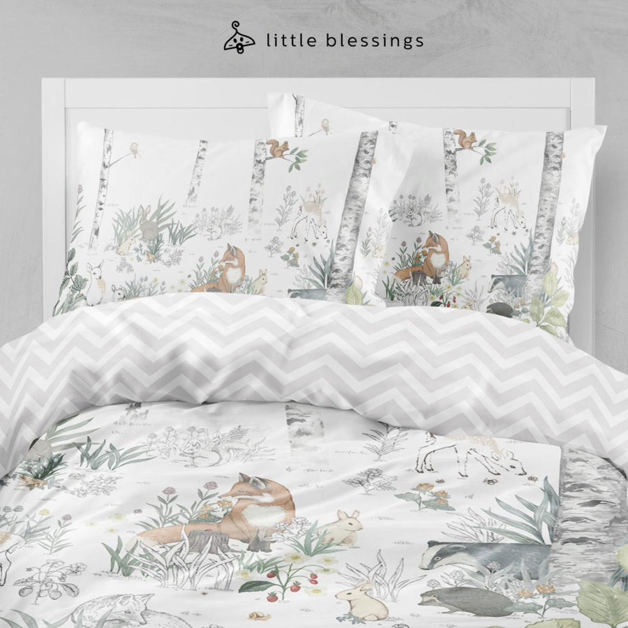 Magic Forest Bed Set