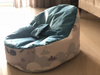 Blue Whale Baby Bean Bag
