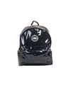Mini Me Leather Backpack Two Tone Black/blue