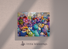 Monsters Inc Canvas (Monsters University)