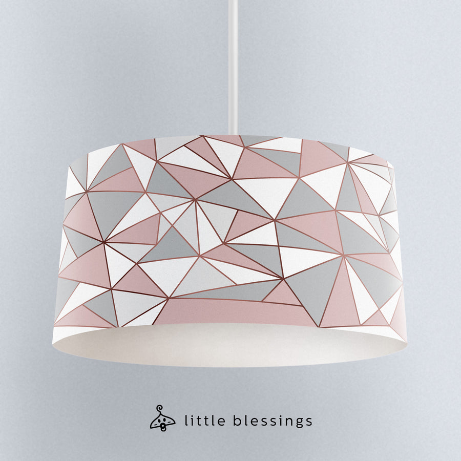Geometric Ceiling Lighting