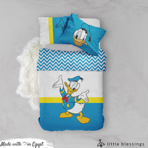 Donald Duck Bed Set