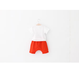 SUN LOVE! Unisex baby set for summer!