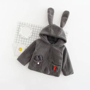 Baby Rabbit Hat Jacket