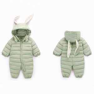 Baby Rabbit Ears Jumpsuit