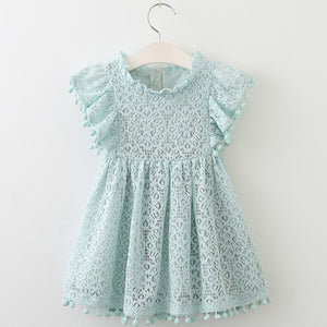 Summer Lace Dress