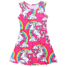 Unicorn Pink Striking Dress