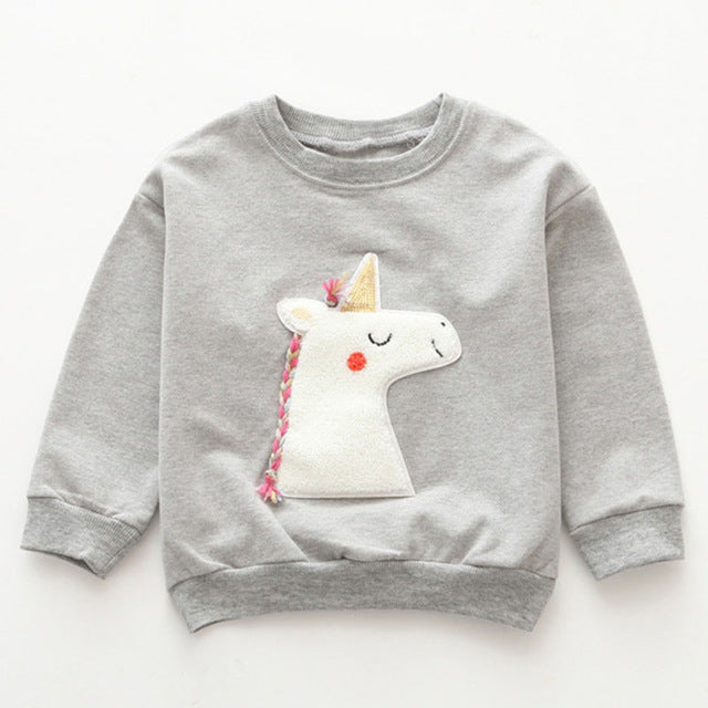 3D Unicorn Hoody