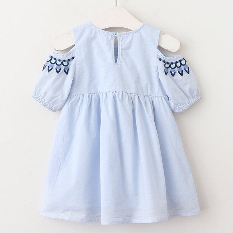 Embroidery Summer Dress