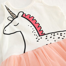 Unicorn Mesh Dress