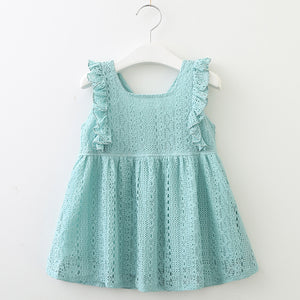 Catalina Petal Dress