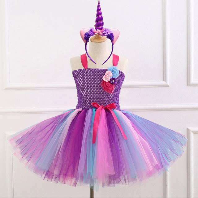 Magical Unicorn Dress