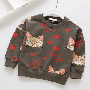Love Cats Sweater