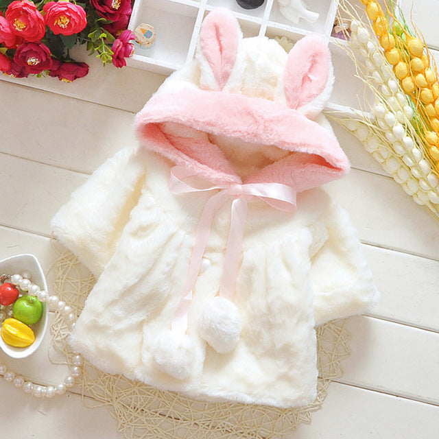 Snow Rabbit Coat