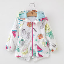 Fruit Autumn Jacket