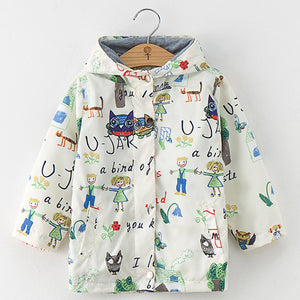 Cartoon Autumn Jacket