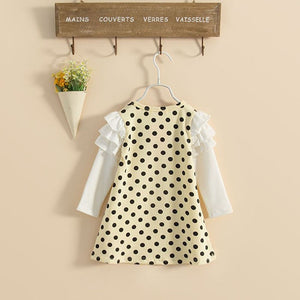 Polka Dot Princess Dress