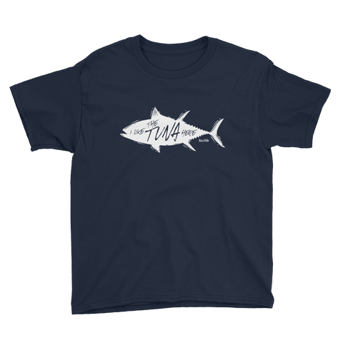 I Like The Tuna Here - Kid's Shirt