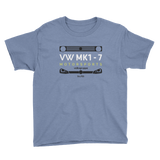 MK 1-7 Motorsports Club Official - Kid's Shirt