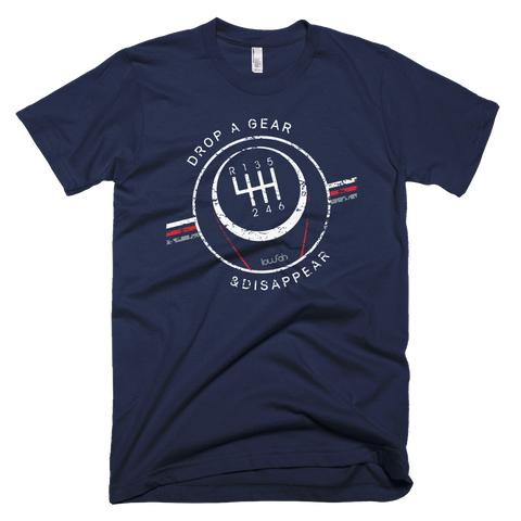 Drop A Gear - T-Shirt