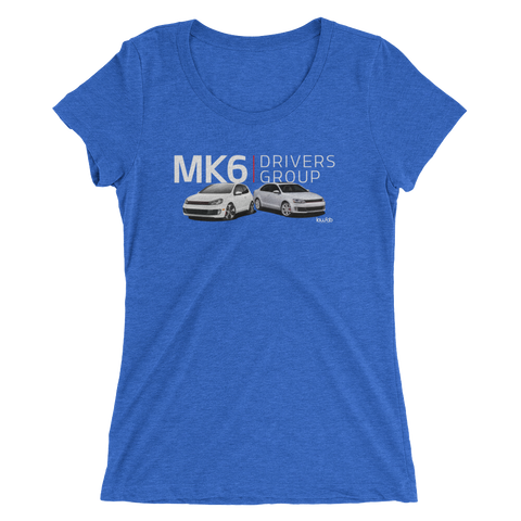 MK6 Volkswagen Group Official - Women's Shirt V2