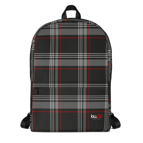 Mk7 Plaid Backpack