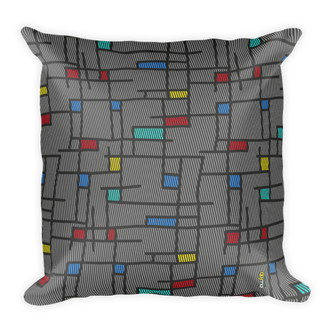 VW Golf Harlequin Pattern - Pillow