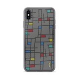 VW Golf Harlequin Pattern - iPhone Case