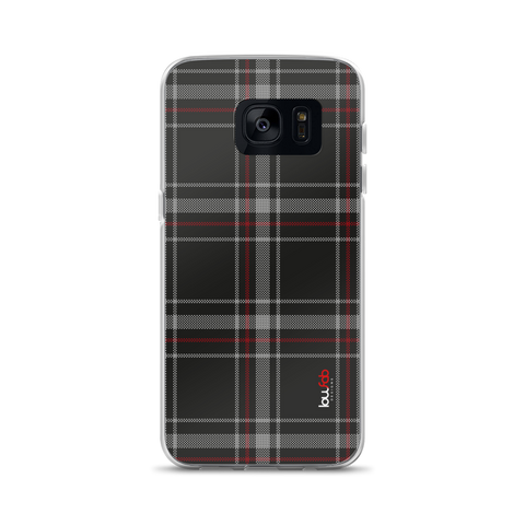 MK6 Plaid - Basic Samsung Galaxy S7/S7 Edge/S8/S8+/S9/S9+ Case