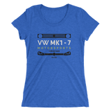 MK1-7 Motorsports Club Official - Women's Shirt