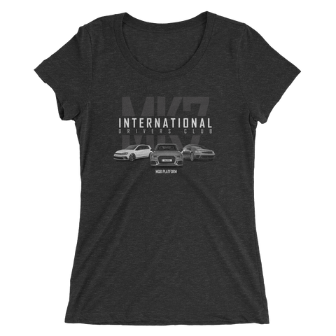 MK7/MQB International Drivers Club Official - Women's Shirt