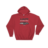 MK7/MQB International Drivers Club Official - Hooded Sweatshirt