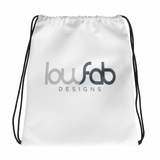 LowFab Designs - Drawstring Bag