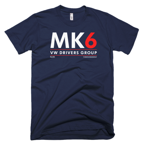 MK6 Volkswagen Group Official - T-Shirt - V1