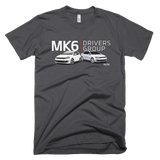 MK6 Volkswagen Group Official - T-Shirt - V2