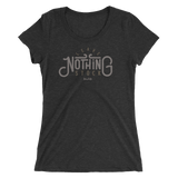 Leave Nothing Stock - Women's Shirt