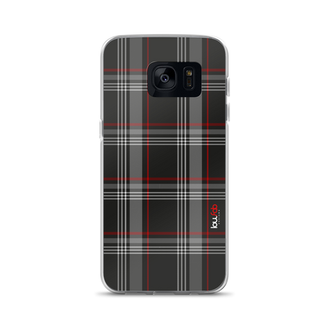 MK7 Plaid - Basic Samsung Galaxy S7/S7 Edge/S8/S8+/S9/S9+ Case