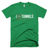 I Love Tunnels - T-Shirt