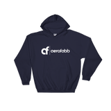aerofabb Logo - Hooded Sweatshirt